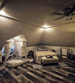 SoulSpace Farm Sanctuary Private Room