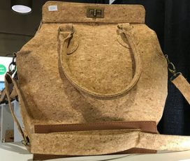 Vegan Leather made of cork