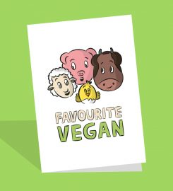 Plant based cards