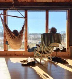 Bed Yoga Breakfast
