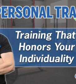 Vegan Personal Trainer